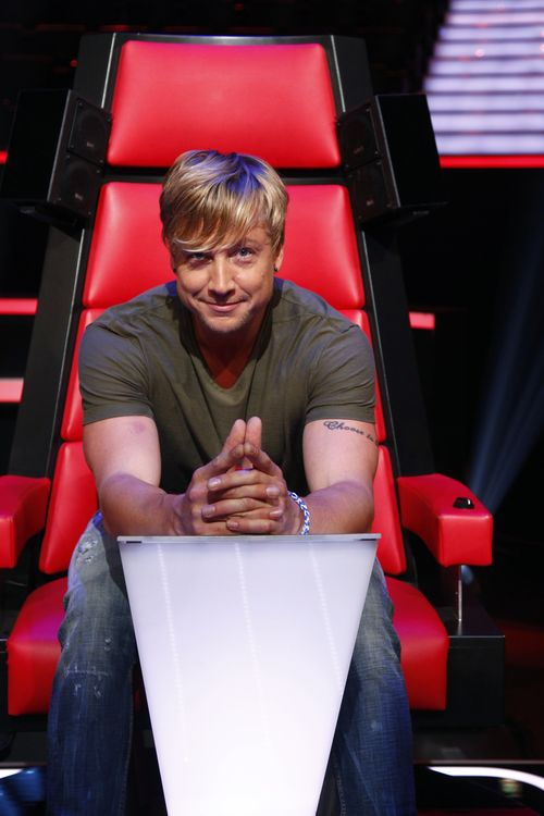"Samu Haber verlässt ""The Voice of Germany"""