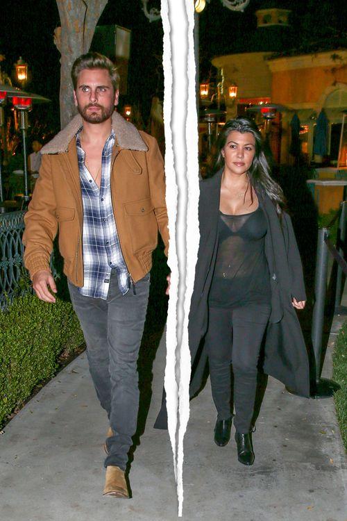 Scott Disick und Kourtney Kardashian sollen endgültig getrennt sein