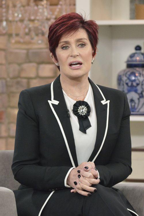 Sharon Osbourne brach im TV in Tränen aus