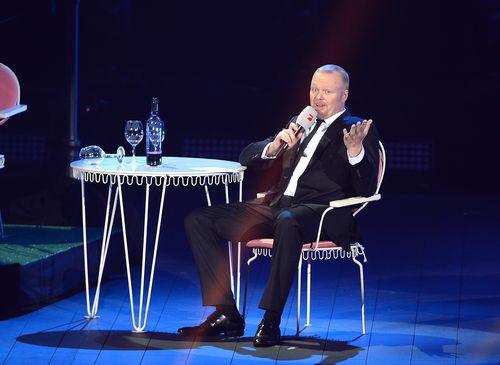 Stefan Raab moderierte seinen letzten Bundesvision Song Contest