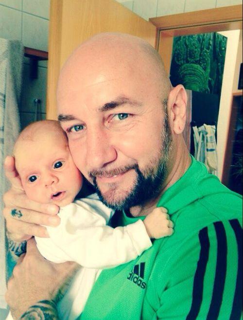 Tattoo-Krause ist Vater geworden - so süß ist die kleine Lu
