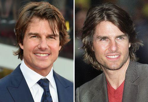 Tom Cruise hat sich in den letzten 15 Jahren nicht verändert