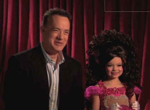 "Tom Hanks parodiert ""Toddlers & Tiaras"""