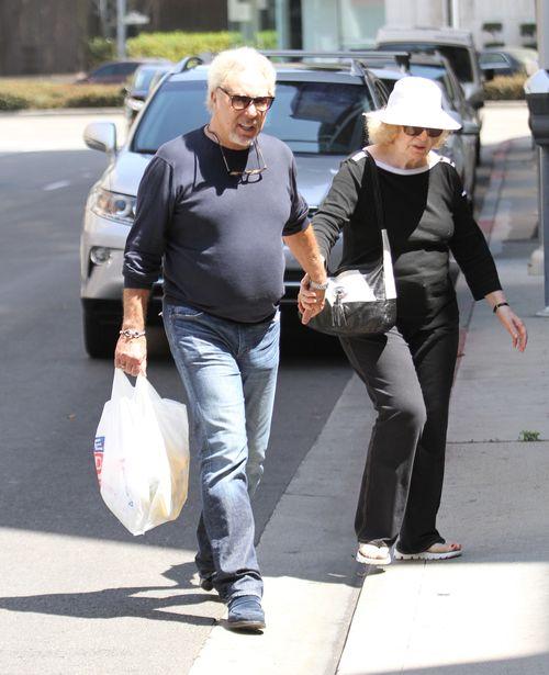 Tom Jones und Melinda Trenchard zeigen sich nur selten gemeinsam in der Öffentlichkeit