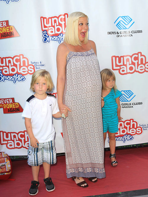 Tori Spelling: Baby Nummer 4 ist schon da!