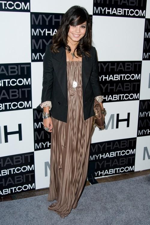 StardollTippsTricks: Vanessa Hudgens\' Style wird immer Erwachsener