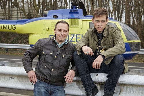 Neues Dreamteam: Vinzenz Kiefer und Erdogan Atalay