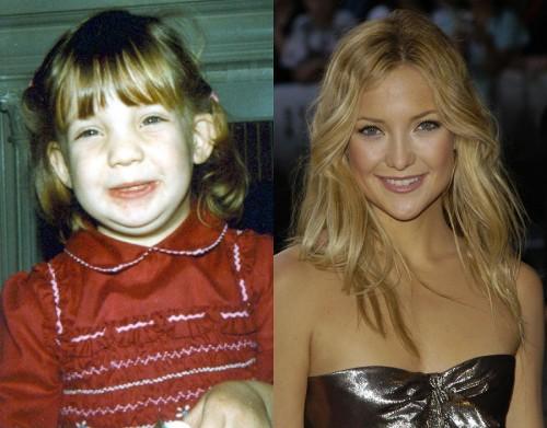 Die Kleine ist Kate Hudson