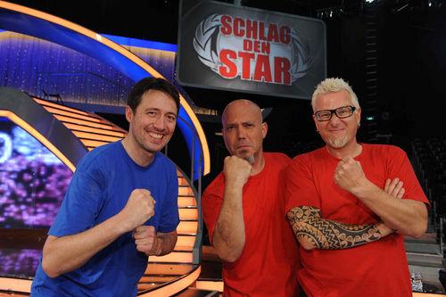"""Willy trat bei """"Schlag den Star"""" gegen Mundstuhl an"""