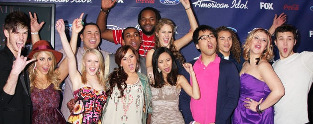 American Idol: Die Top 13