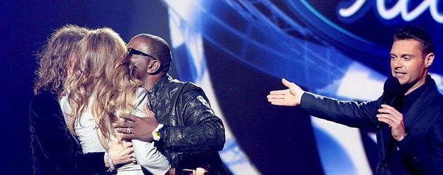 American Idol Jury: J.Lo, Steven Tyler, Randy Jackson