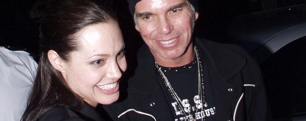 Angelina Jolie mit Billy Bob Thornton