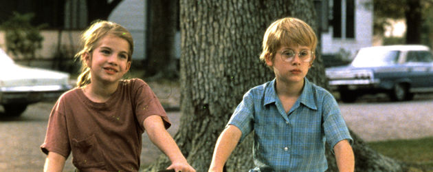 Anna Chlumsky und Macaulay Culkin in My Girl