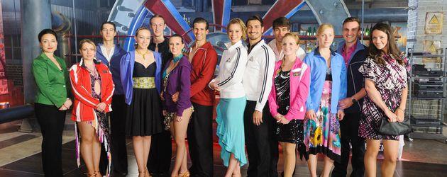 AWZ: Tanz-Paare in der Tanzfabrik