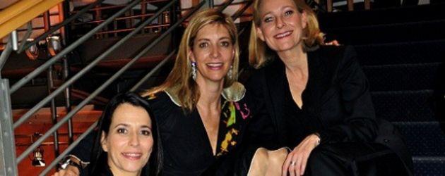Berlinale 2011: Anne Will, Miriam Meckel und Christiane zu Salm