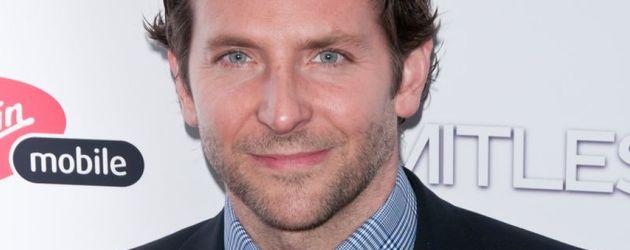 Bradley Cooper rasiert