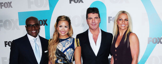 Britney Spears und Demi Lovato in neuer X Factor-Jury