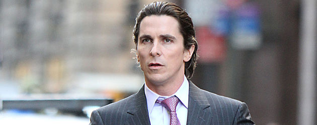 "Christian Bale Bruce Wayne ""The Dark Knight Rises"""