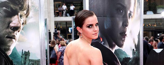 Emma Watson trägt Bottega Veneta