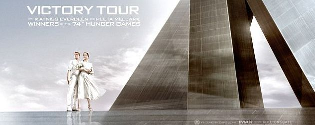 """Hunger Games """"Victory Tour""""-Poster"""