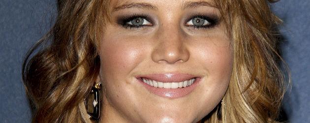 Jennifer Lawrence mit kürzeren Haaren