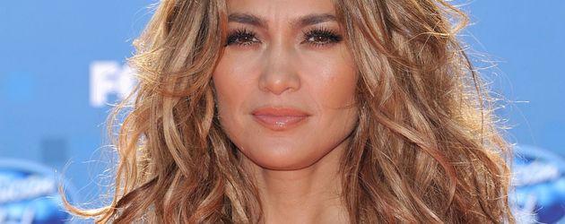 Jennifer Lopez bedrückt