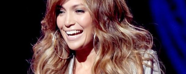 Jennifer Lopez performt bei American Idol