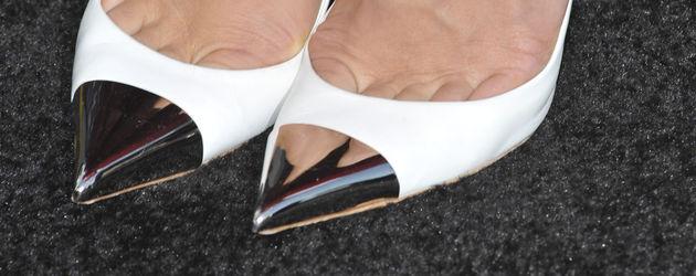 Jessica Biels Schuhe