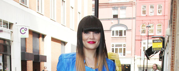 Jessie J im Jumpsuit