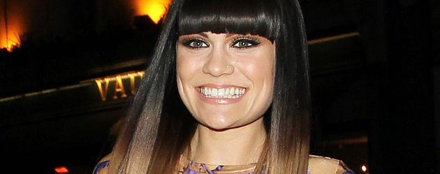 Jessie J mit Ombre-Haaren