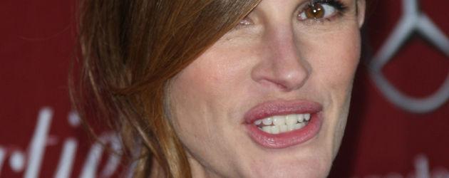 Julia Roberts guckt seltsam