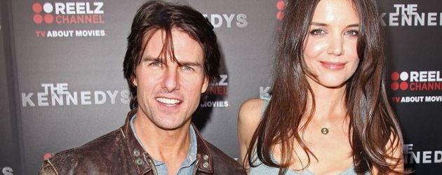 Katie Holmes und ihr Tom Cruise