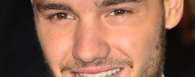 Liam Payne lächelt