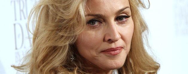 Madonna Schulterblick