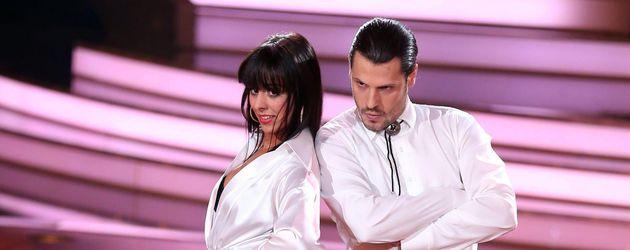 Manuel Cortez und Melissa Ortiz-Gomez im Pulp Fiction Style