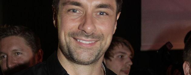 Marco Schreyl trägt Blau