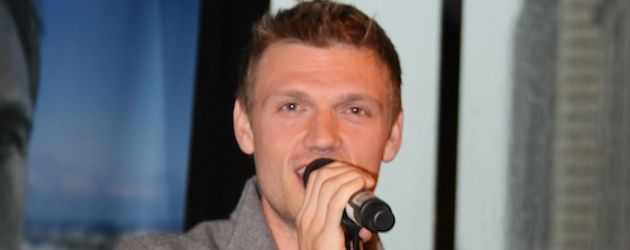 "Nick Carter bei ""Cook, Talk and Play"" in Berlin"