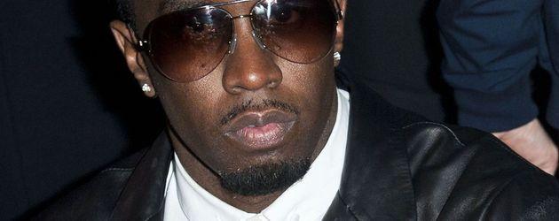 P. Diddy mit Sonnenbrille