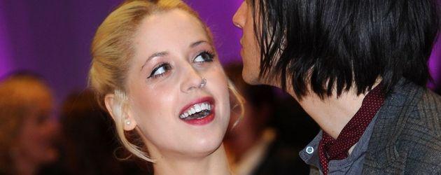 Peaches Geldof mit ihrem Freund Thomas