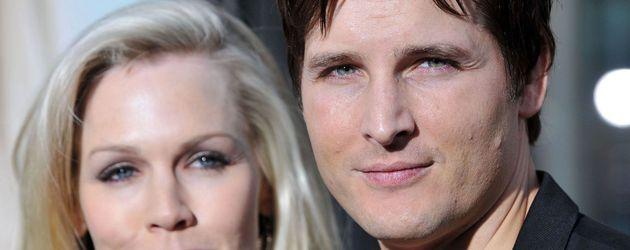 Peter Facinelli und Noch-Ehefrau Jennie Garth