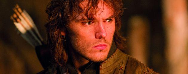 "Sam Claflin als Prinz in ""Snow White and the Huntsman"""