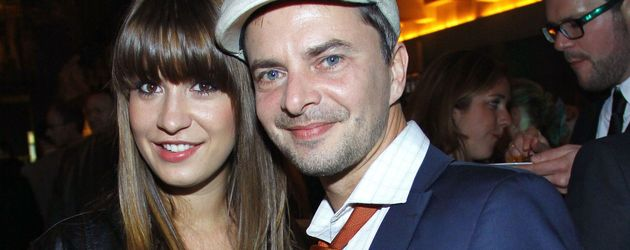 Sarah Bogen und Marco Prinz