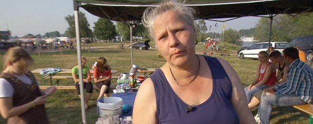Silvia ist die Mutter der Wollny-Kinder