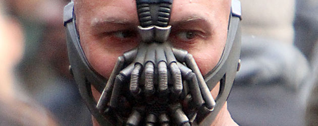 The Dark Knight Rises: Bane mit Maske