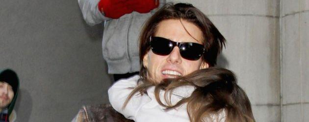 Tom Cruise mit Suri