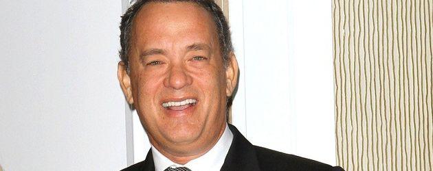 Tom Hanks ist verdutzt