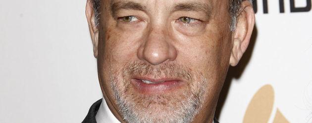 Tom Hanks mit grauem Bart
