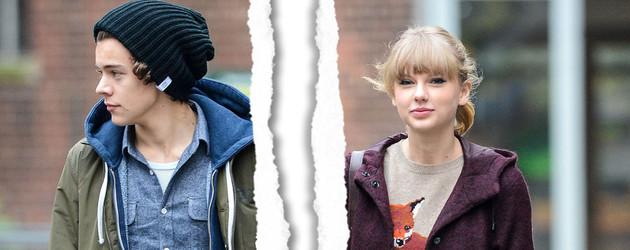 Trennung bei Harry Styles und Taylor Swift