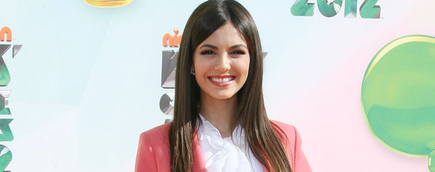 Victoria Justice bei den Kids' Choice Awards