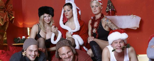 Weihnachten in der WG
